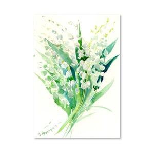 Plagát Valley Lilies od Suren Nersisyan