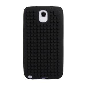 Pixelový obal na Samsung Note 3, čierna