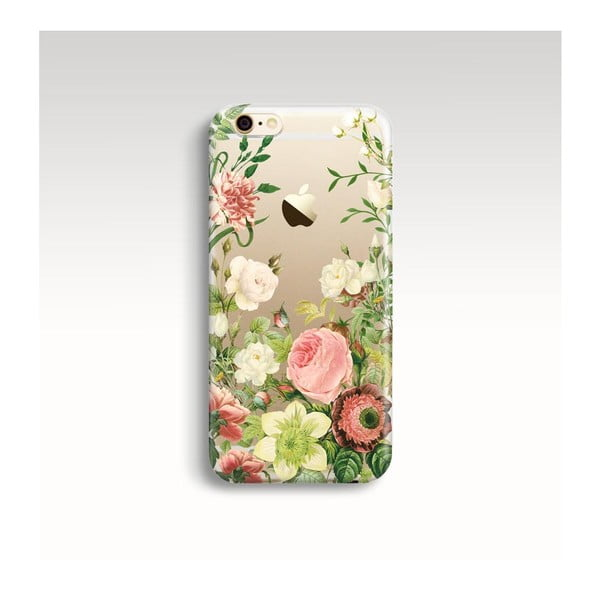 Obal na telefón Floral II