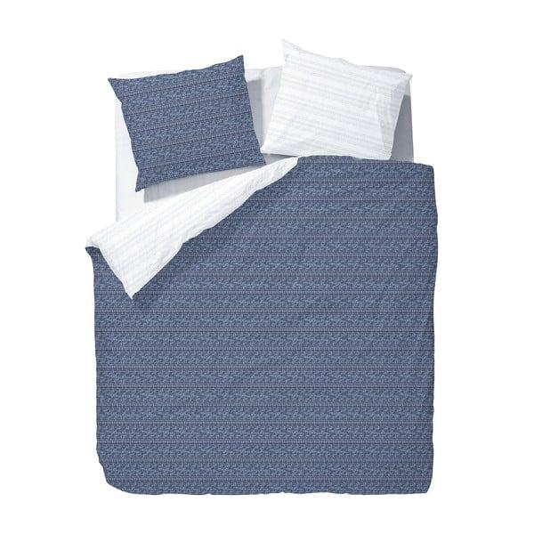Obliečky Marc O'Polo Arvika, 140x220 cm, modré