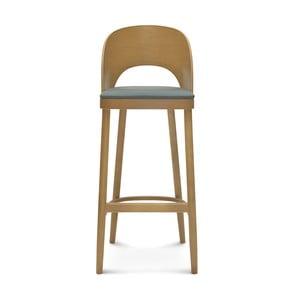 Barová drevená stolička Fameg Lecia