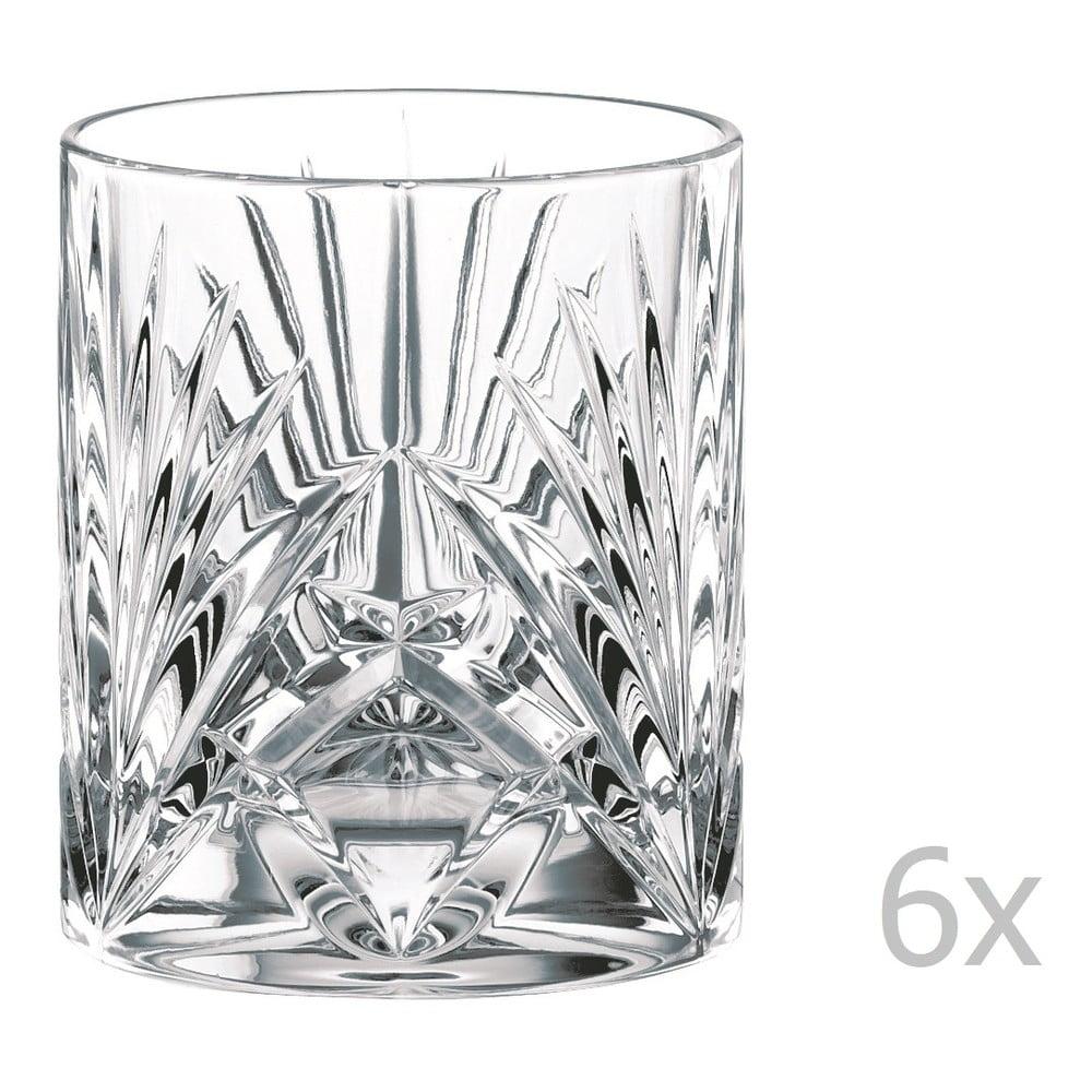 Pohár na whisky z krištáľového skla Nachtmann Palais Whisky Tumbler, 240 ml
