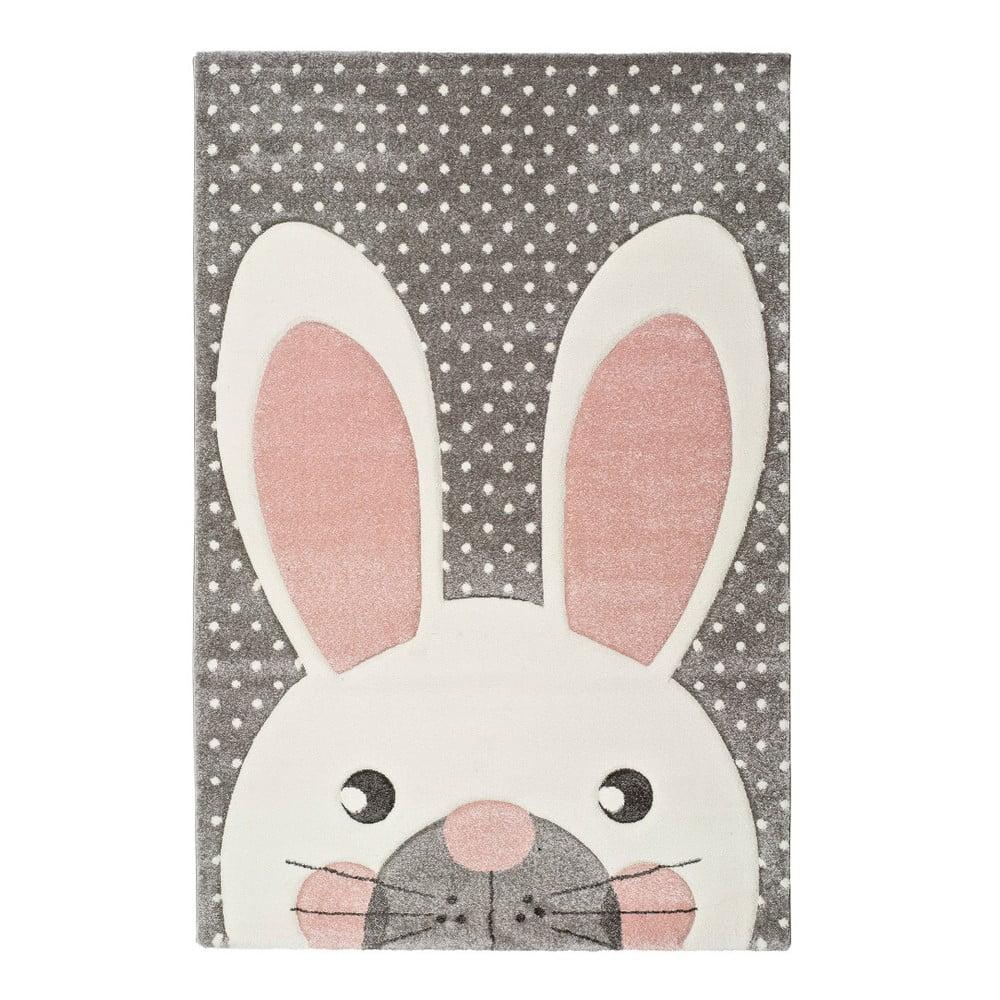 Detský koberec Universal Kinder Bunny, 120 × 170 cm