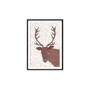 Zarámovaný obraz Arce, 50x70 cm