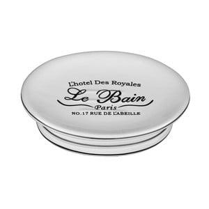 Podložka na mydlo Premier Housewares Le Bain White