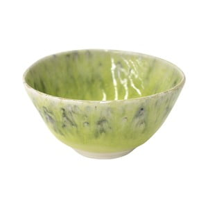 Zelená keramická miska Costa Nova Madeira, ⌀ 14 cm