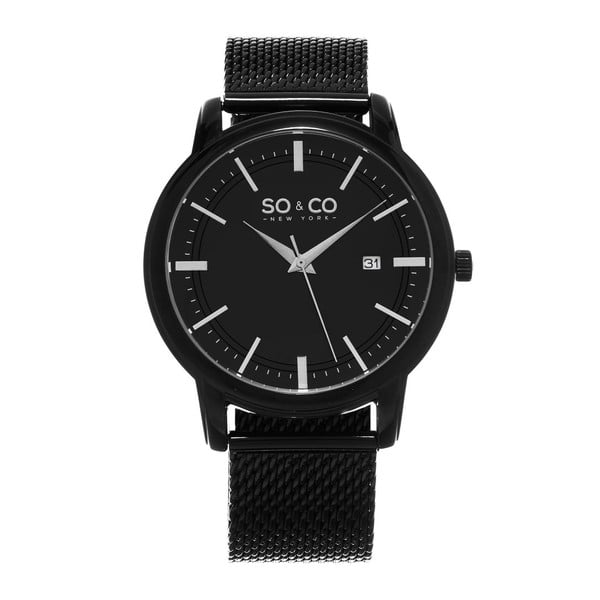 Pánske hodinky Madison Sophistic Black