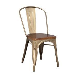 Kovová stolička Moycor Brushed