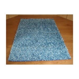 Koberec Shaggy Light Blue, 60x100 cm