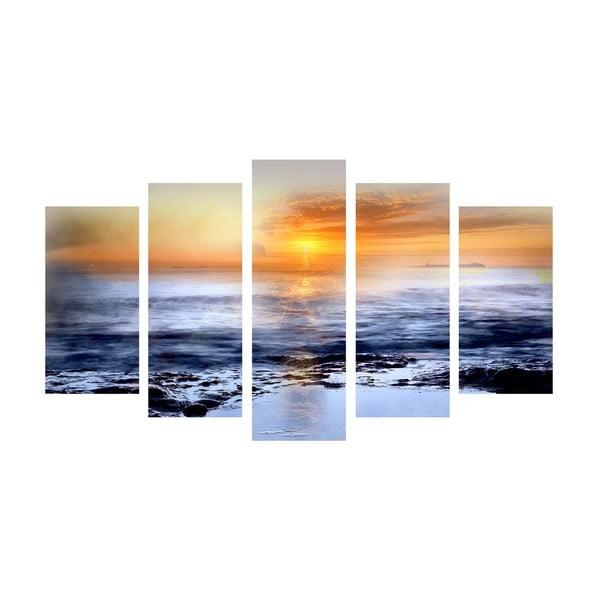 5-dielny obraz Distance, 60x100 cm