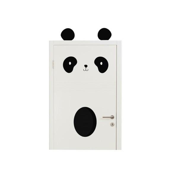 Dekoratívna samolepka Panda Porta