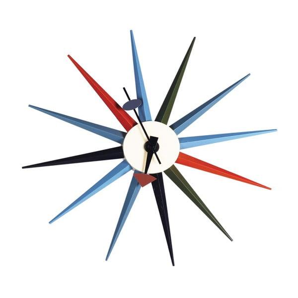 Hodiny Reloj Colours, 41 cm