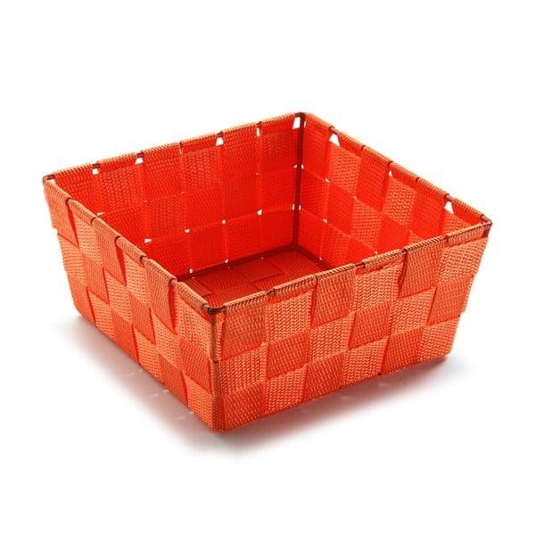 Úložný košík Woven Orange
