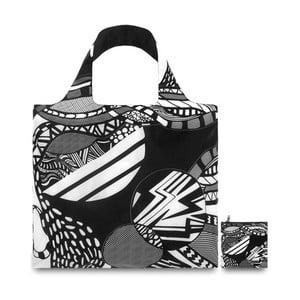 Skladacia nákupná taška Abstract Ubepup