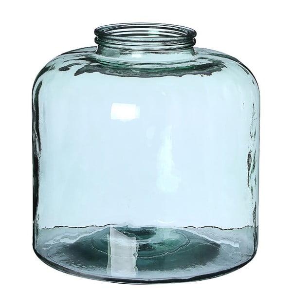 Sklenená váza Deco, 35x36 cm