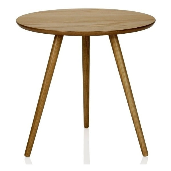 Stolík Oak Round, 48 cm
