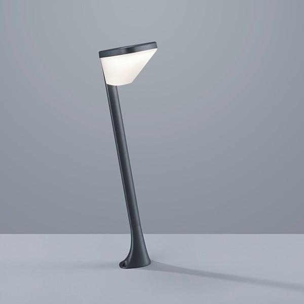 Záhradné stojacie svetlo Volturno Antracit, 50 cm