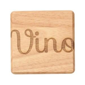 Podložka pod pohár z exotického dreva T&G Woodware Vino