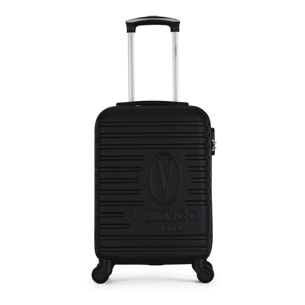 Čierny cestovný kufor na kolieskach VERTIGO Mureo Valise Cabine, 36 l