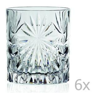 Sada 6 pohárov RCR Cristalleria Italiana Cipria, 315 ml