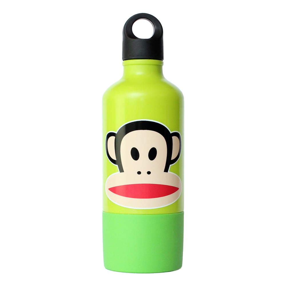 Zelená fľaša s hrnčekom LEGO® Paul Frank  29f437f292d