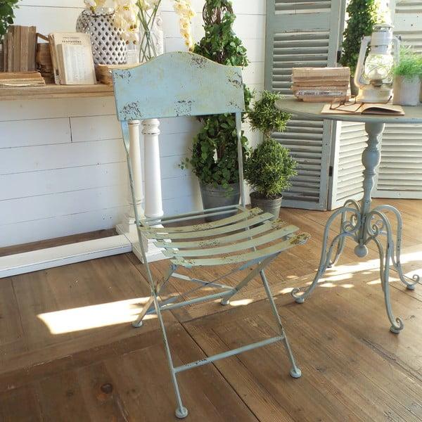 Skladacia stolička Antique Garden