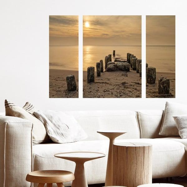 Samolepiace obrazy Piesok, 70x50 cm