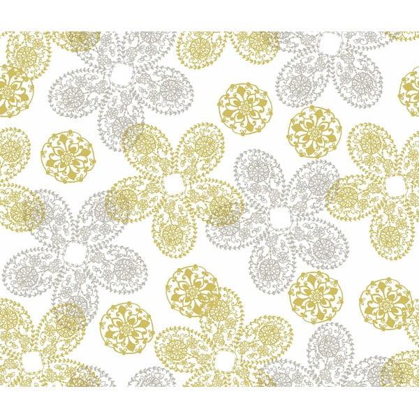 Obliečky Misty Amarillo, 240x220 cm
