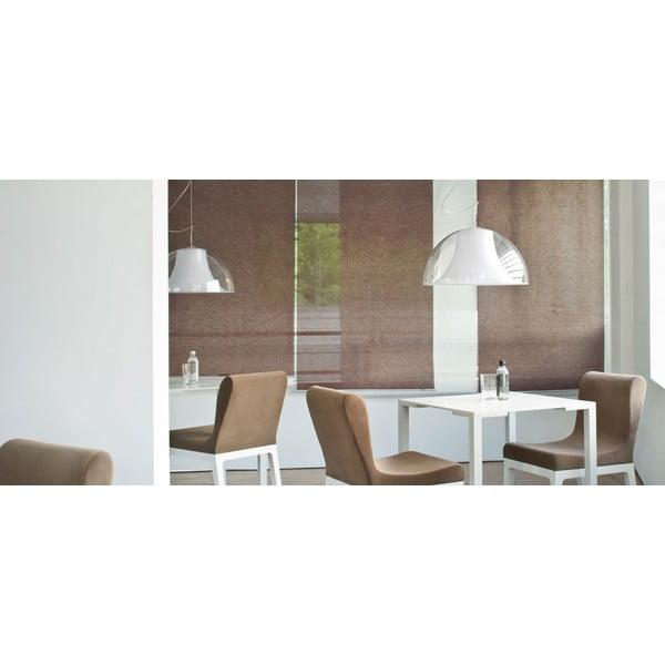 Závesné svietidlo Pedrali L002S/BA, biele transparentné