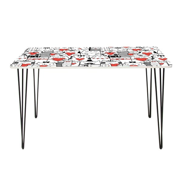 Pracovný stôl Cats In Love