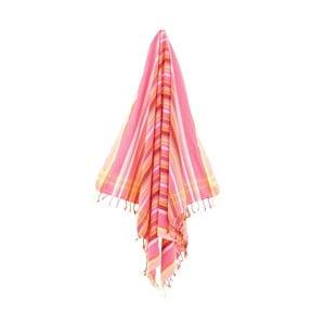 Osuška/pareo Hazan Pink, 100x178 cm