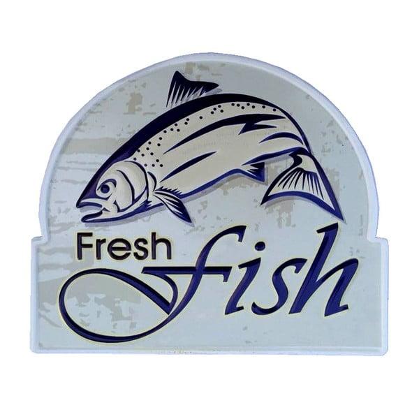 Nástenná dekorácia Novita Fresh Fish
