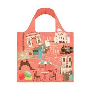 Skladacia nákupná taška Paris