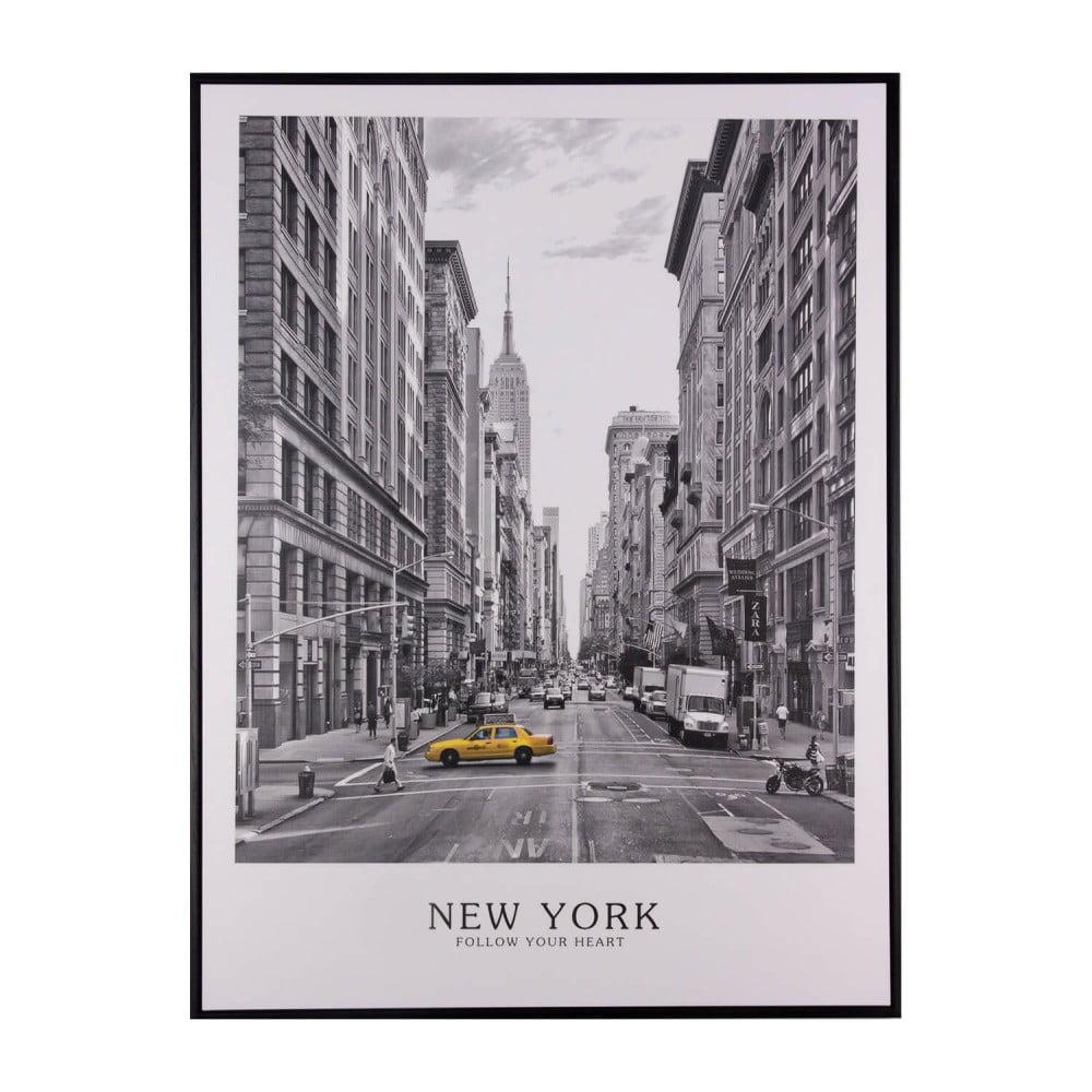 Obraz sømcasa Taxi, 60 × 80 cm