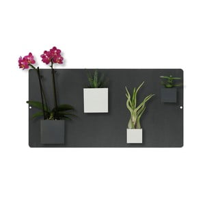 Magnetická tabuľa, čierna, 28x55 cm