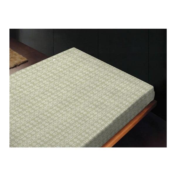 Neelastická posteľná plachta Voluta Unico, 180x260 cm