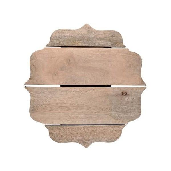 Drevená doštička/podnos Vassolo, 40x40 cm