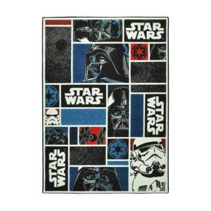 Detský koberec Lizenz Star Wars Collage, 95 × 133 cm