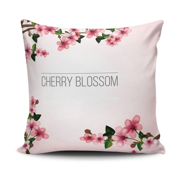 Obliečka na vankúš s prímesou bavlny Cushion Love Kerso, 45 × 45 cm