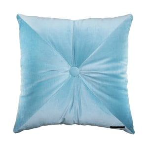 Modrý vankúš Ragged Rose Fiona Velvet