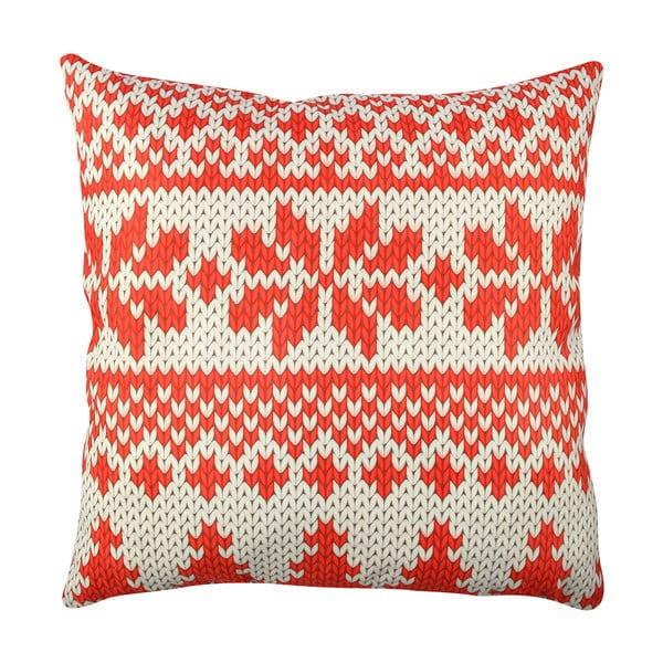 Vankúš Christmas Knitting
