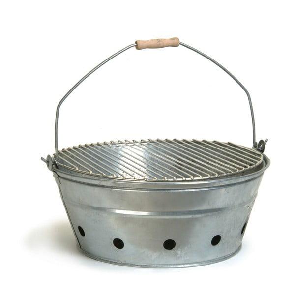 Prenosný gril Garden Trading Rock BBQ