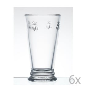 Sada 6 pohárov Abeille, 460 ml