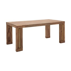 Jedálenský stôl z dreva sheesham Mauro Ferretti Elegant