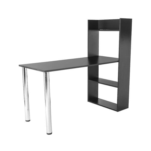 Pracovný stôl Flamingo Black