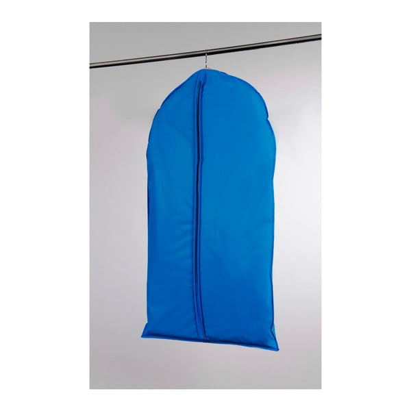 Textilný závesný obal na šaty Compactor Garment Marine, 100 cm