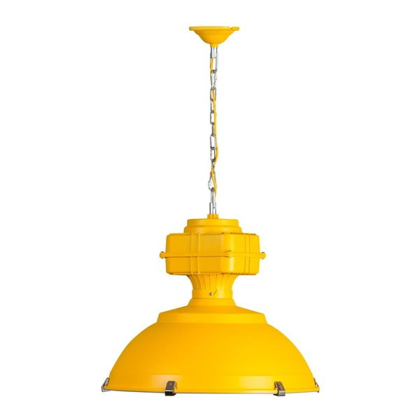 Žlté stropné svietidlo ETH Manduria