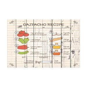 Vinylový koberec Gazpacho, 65x100 cm