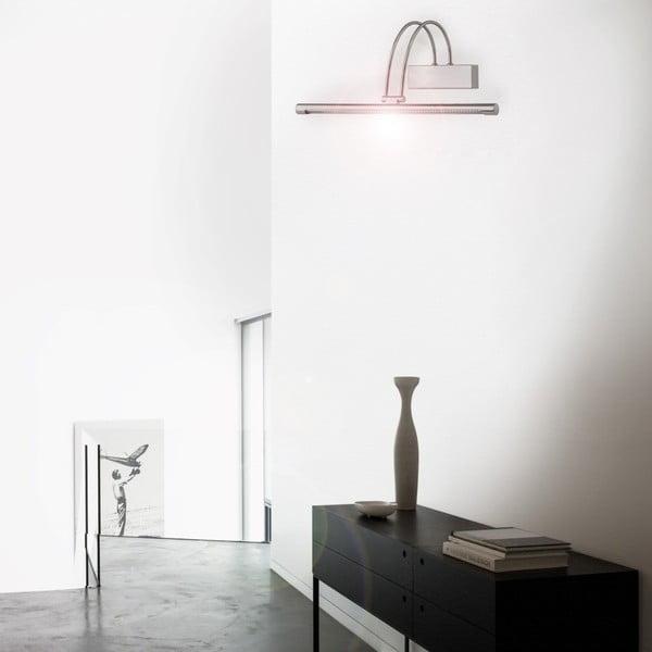 Nástenné svietidlo Evergreen Lights Bow Chromo, 46 cm