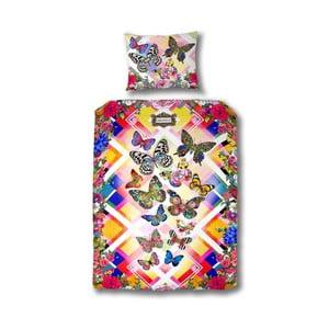 Bavlnené obliečky na jednolôžko Melli Mello Semma, 140 x 200 cm